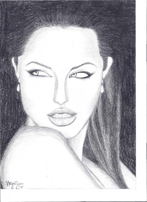 Angelina Jolie by megann17